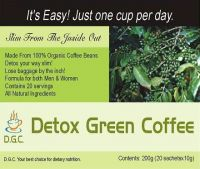 Detox Green Coffee