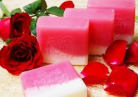 Milky Rose Natural Handmade Soap