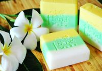 Ylang Ylang Natural Handmade Soap