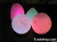 USB Rock Salt Lamp