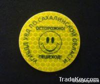 Reflective Badge
