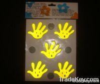 Reflective PVC Sticker