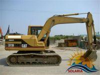 used original Japan Caterpillar 311B crawler excavator for sale