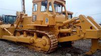 used original Japan Caterpillar D8K bulldozer for sale