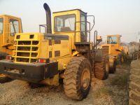 used original Japan Komatsu WA320 wheel loader for sale