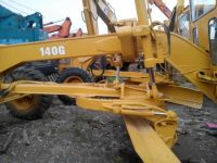 used original Brazil Caterpillar 140G motor grader for sale