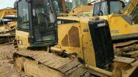 used original Japan Caterpillar D5K XL crawler bulldozer dor sale