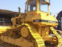 used original Japan Caterpillar D5M crawler bulldozer for sale