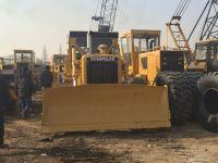 used original Japan Caterpillar D6D crawler bulldozer for sale
