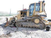used original Japan Caterpillar D5N crawler bulldozer for sale