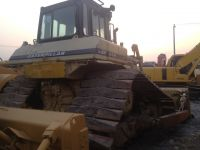 used original Japan Caterpillar D6H LGP crawler bulldozer for sale