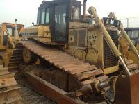 used original Japan Caterpillar D6H LGP crawler bulldozer for sale