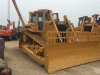 used original Japan Caterpillar D6R crawler bulldozer for sale