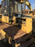 used original Japan Caterpillar D5C crawler bulldozer for sale