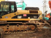 used original Japan Caterpillar 330DL crawler bulldozer for sale