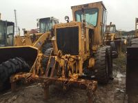 used original Japan Caterpillar 12G motor grader for sale