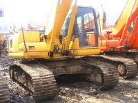 used original Japan Komatsu PC200-7 crawler excavator for sale