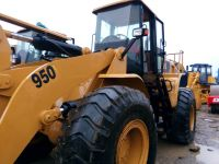 used origin Japan Caterpillar 950G wheel loader for sale
