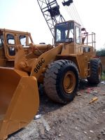 used original Japan Caterpillar 966C wheel loader for sale