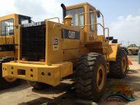 used original Japan CAT 966C wheel loader for sale
