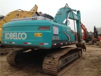 used original Japan Kobelco SK200-8 crawler excavator for sale