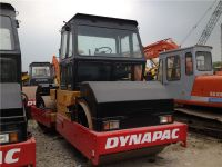 used original Sweden Dynapac CC211 road roller for sale