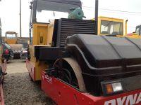 used original Sweden Dynapac CC421 road roller