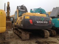 used original Sweden Volvo EC210BLC crawler excavator for sale