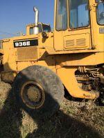 used original Japan Caterpillar 936E wheel loader for sale