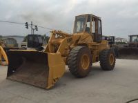 used original Japan Caterpillar 936F wheel loader for sale