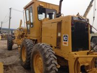 used original Japan Caterpillar 14G motor grader for sale