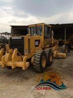 used original Japan Caterpillar 140G motor grader for sale
