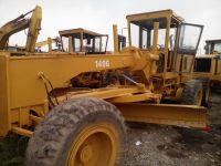 used original Brazil Caterpillar 140G motor grader for sale