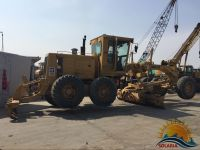 used original Japan Caterpillar 140G motor grader for sale