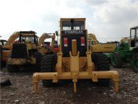 used original Japan Caterpillar 140H motor grader for sale