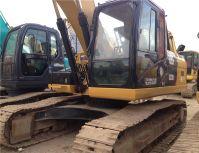 used original Japan Caterpillar 323D crawler excavator for sale