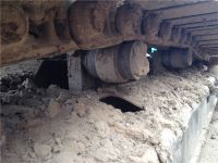 used original Japan Caterpillar 329D crawler excavator for sale