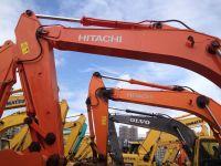 original Japan Hitachi ZX270 used crawler excavator for sale