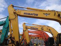 used original Japan Komatsu PC230-7 crawler excavator for sale