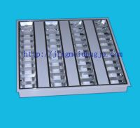 Grille Lamp 4x14W
