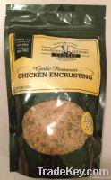 Gluten-Free Chicken Encrusting