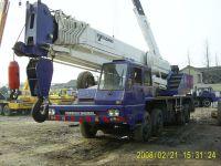 used crane, used TADANO crane, used KATO crane, used hydraulic crane