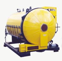 Tyre retreading machinery-Electric Curing Chamber