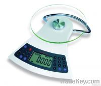 elctronic kitchen nutritional scale--16-3A