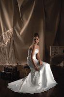 Wedding dress Ladychic