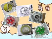 auto alloy wheels rims for AUDI, BMW, VW, PORSCHE, TOYOTA with TUV, DOT