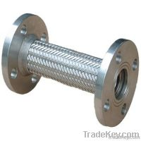 Stainless Steel Metal Flexible hose with SS wire braided