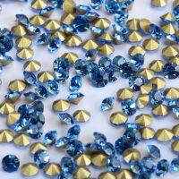 Point Back Garment Accessory Crystal Rhinestone factory
