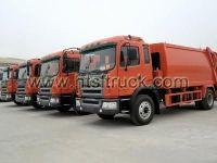 JAC 14cbm Refuse Compactor Truck
