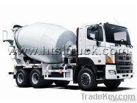 Hino 12cbm Concrete Mixer Truck